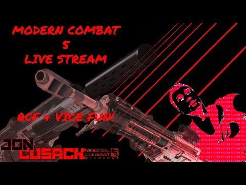 Modern Combat 5 | PC APA Server | 28/04 | RCF AND VICE FUN