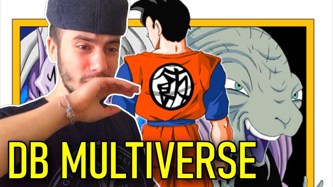 FUTURE GOHAN RATUJE ŚWIAT PRZED BUU! - DB Multiverse #31, #32