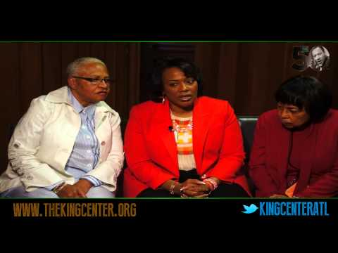 Women in the Struggle: Bernice A. King, Dr. Dorothy Cotton and Doris Crenshaw
