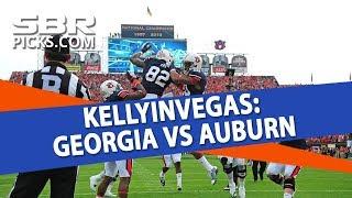 College Football Betting | Georgia vs Auburn Free Picks | Week 11 with KIV