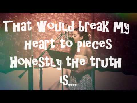 Ariana Grande - Die In Your Arms (Justin Bieber Cover) Karaoke Version With Lyrics