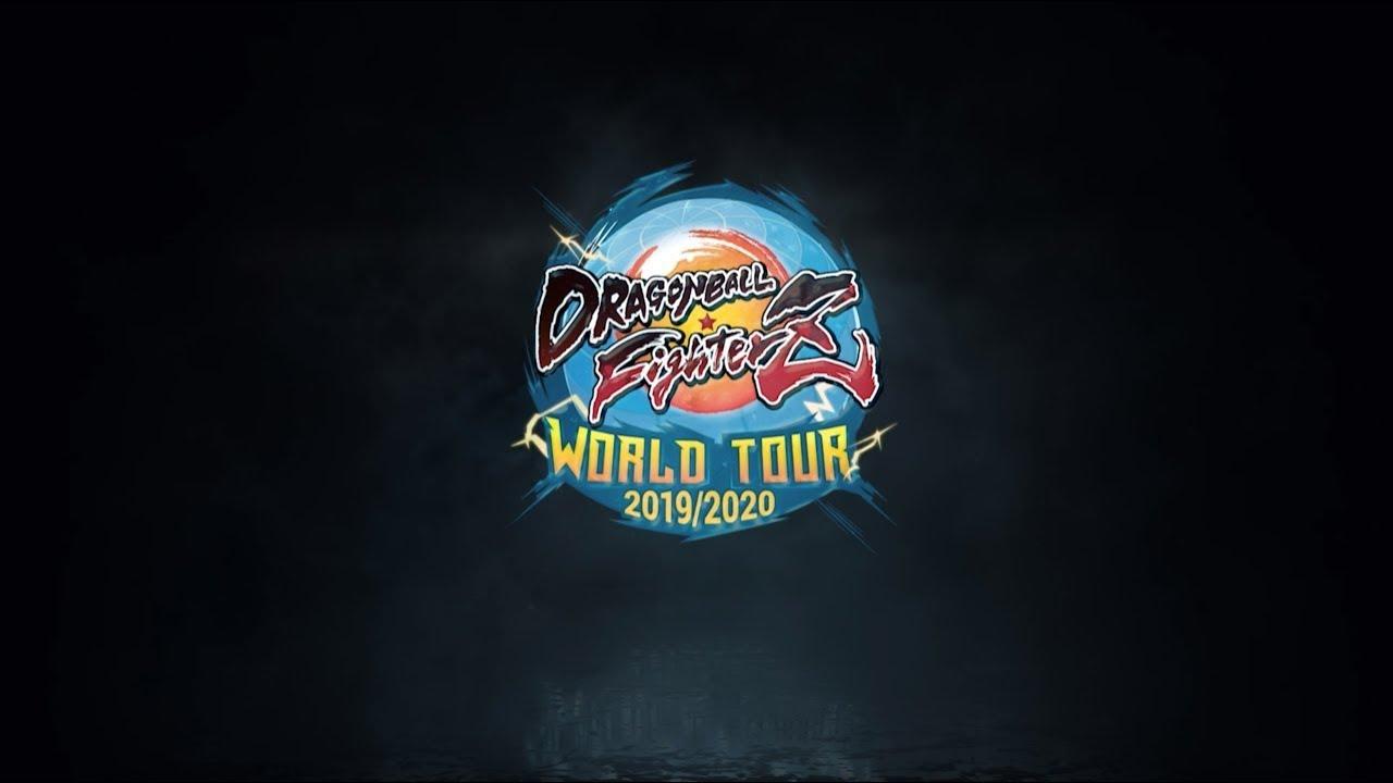Dragon Ball FighterZ World Tour | Bandai Namco Entertainment