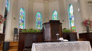 CULTO MATUTINO  AO VIVO - Igreja Presbiteriana Unida de São Paulo - 21/02/2021