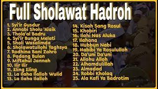 Download Video Sholawat Hadroh Terbaik Kumpulan Sholawat Nabi Pilihan MP3 3GP MP4