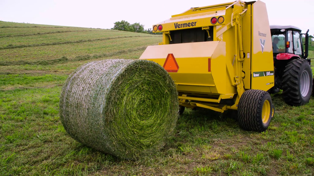 504r Premium Baler Vermeer Agriculture Equipment Youtube Wiring Harness