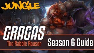 League of Legends Gragas Guide | Season 6 | Patch 6.16