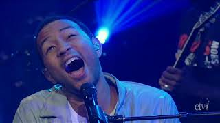 John Legend & The Roots - I Can't Write Left Handed - 2010.08.24 - Austin, TX, USA