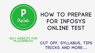 How to Prepare for Infosys Written Test Tips, Tricks, Cut off and more