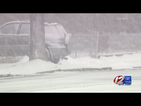 Storm Update: New Bedford