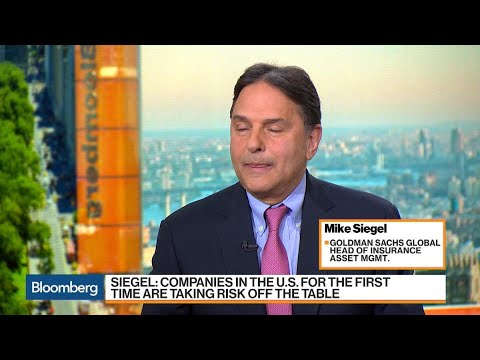 Goldmans' Siegel Says Globally, PE Was a Number One Asset Companies Were Looking To