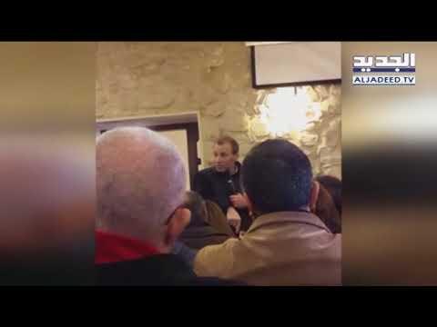 66 ثانية قلبت المشهد السياسي في لبنان! - ليال سعد