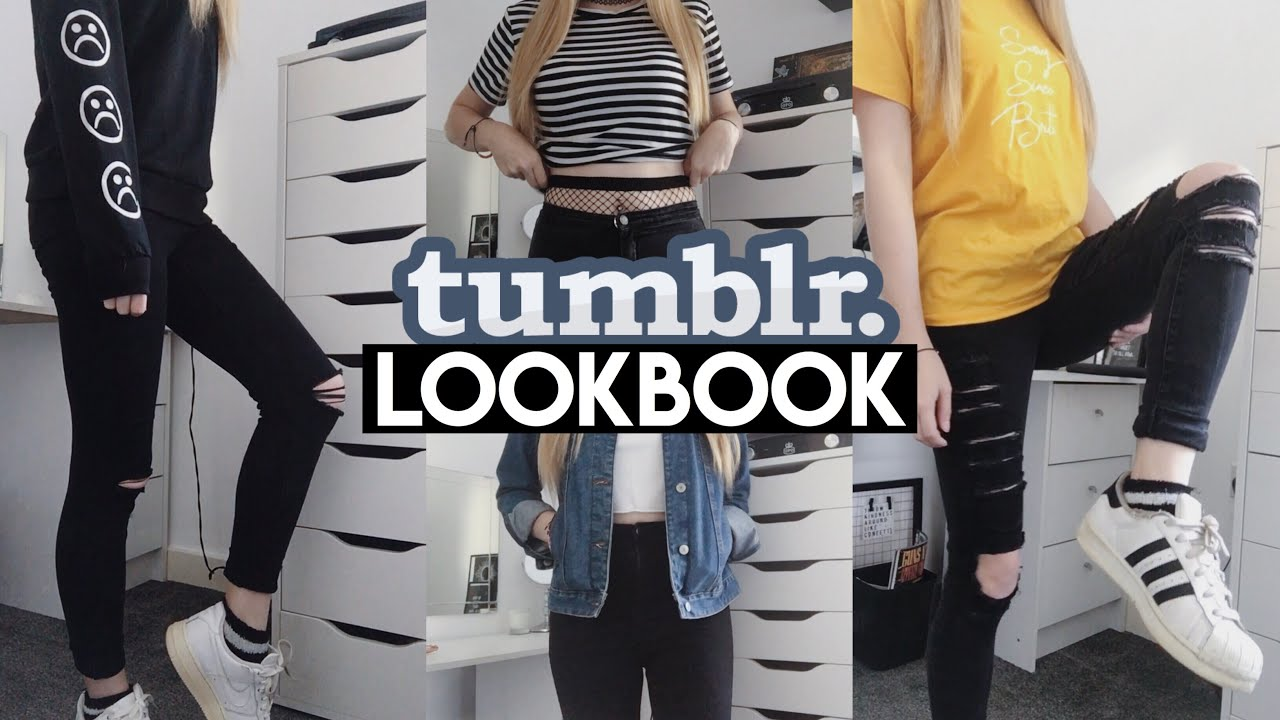 20 Tumblr Outfits || basiccsouls 1
