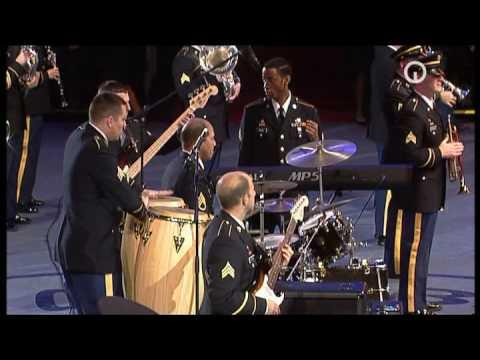 US Army Band Europe - Musikschau der Nationen 2009