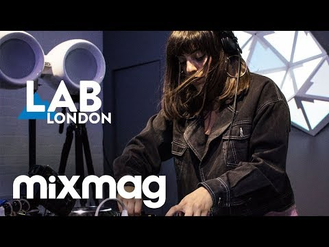 MADAM X bass / techno set in The Lab LDN
