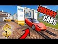 FARMING SIMULATOR 2017 | DELIVERING LUXURY CARS TO A BILLIONAIRE'S MANSION | MULTIPLAYER