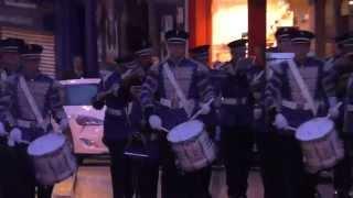 Brookeborough @ Enniskillen Fusiliers 2014