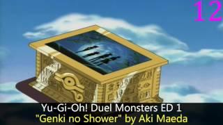 My Top Anime Endings of Spring 2000