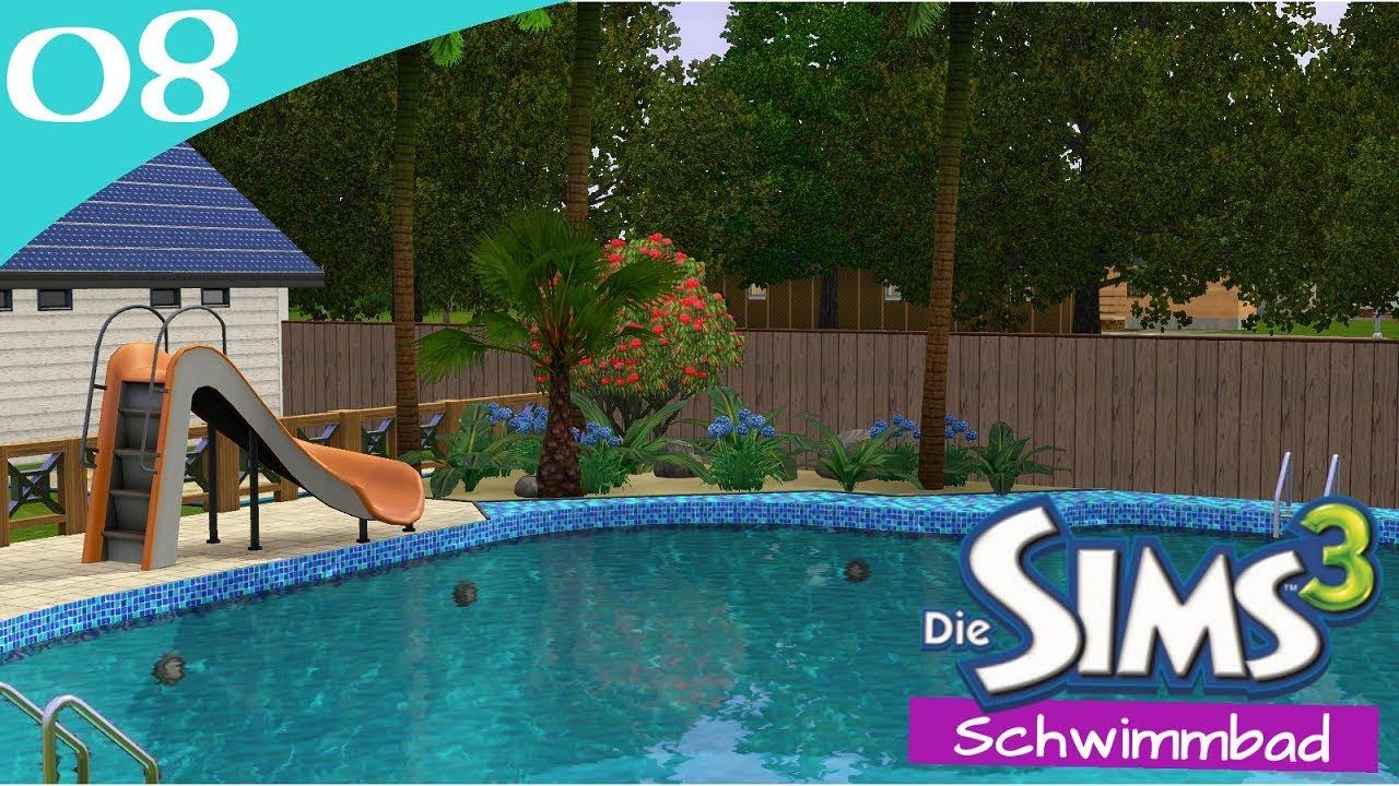 Hausbau Reihe 6 08: Schwimmbad [Letu0027s Build Sims 3 Haus]