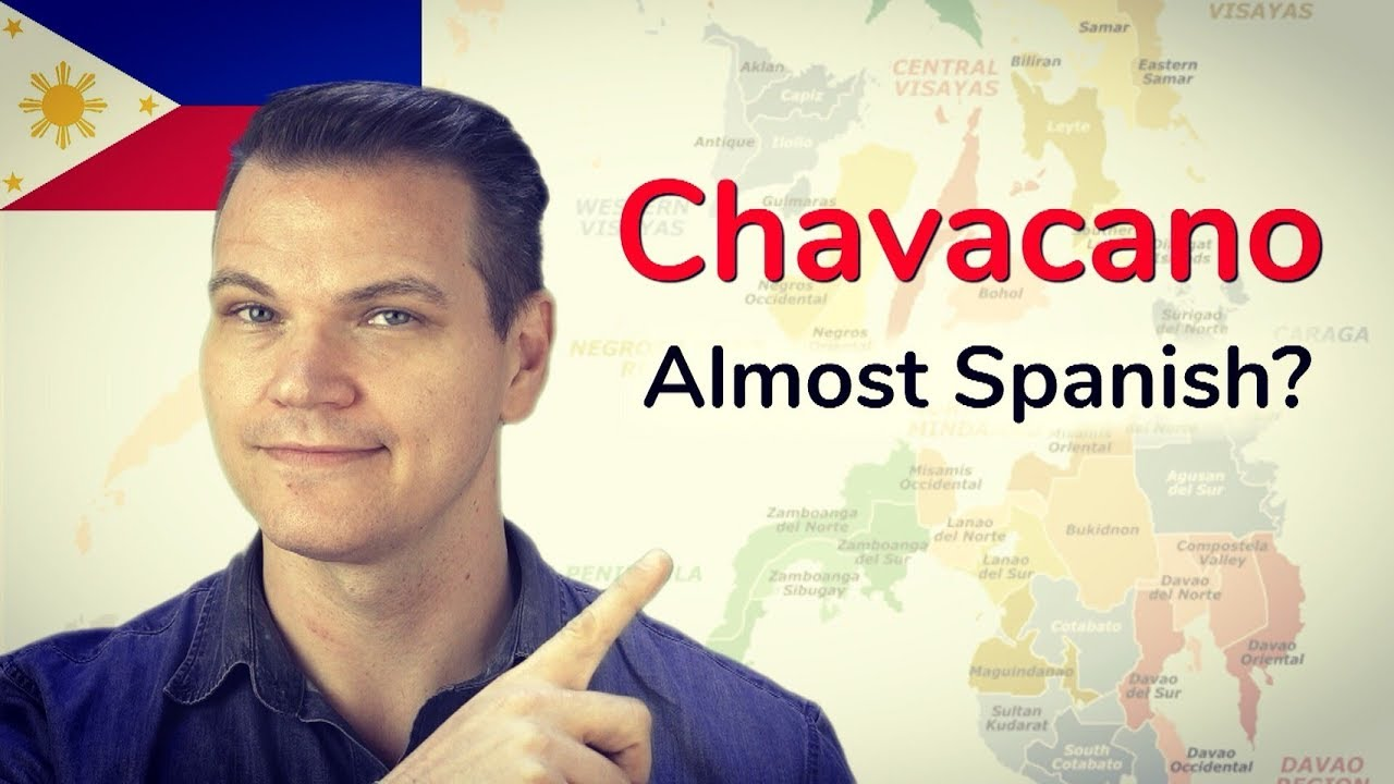 Chavacano: The Spanish-based Creole of The Philippines - YouTube