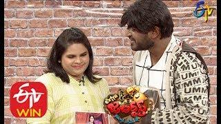 Vidyullekha Performance   Extra Jabardasth   20th December 2019       ETV Telugu