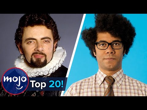 Top 20 Greatest British Comedy Shows of All Time