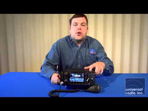Universal Radio Presents the Icom IC-7300 Transceiver