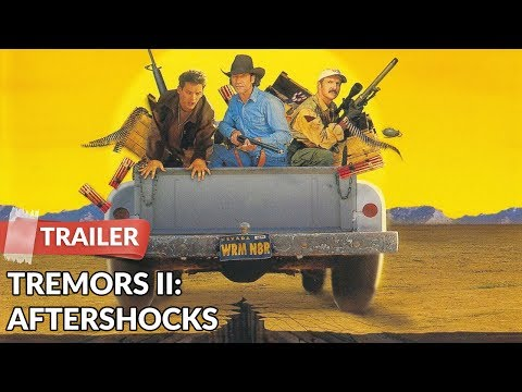 Tremors II: Aftershocks 1996   Fred Ward  Chris Gartin