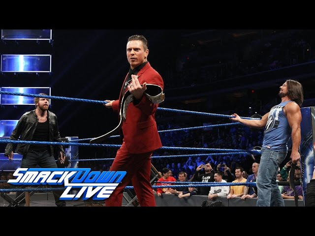 Dean Ambrose vs  Luke Harper: Winner and Reaction from WWE
