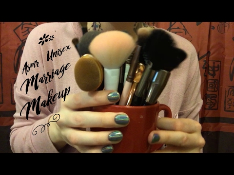 ASMR UNISEX MAKEOVER | PART 3 Of Pre Marriage Bed & Breakfast Getaway