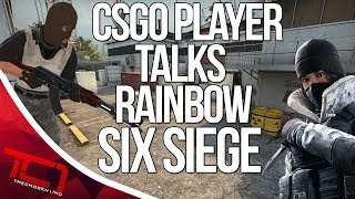 Shroud Sensitivity Rainbow Six Siege