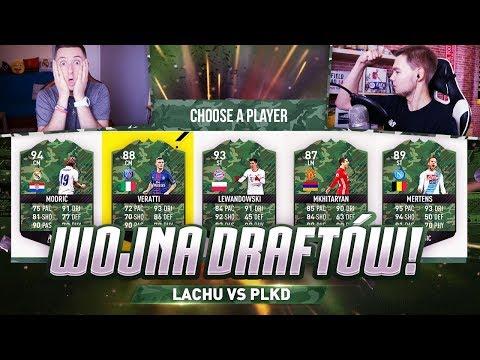Fifa 17 | Wojna Draftów [#10] -  vs PLKD