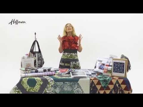Hoffman Fabrics 2016 August release