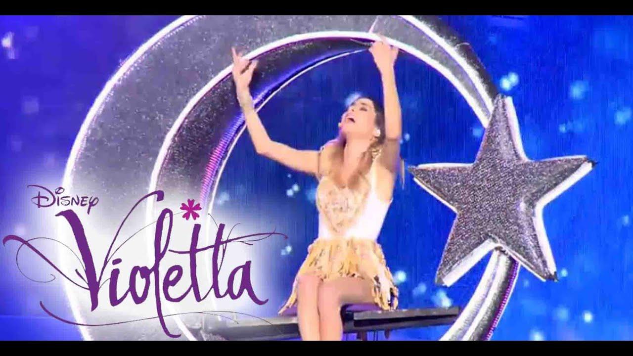 Violetta live bilder