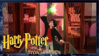 Der Junge, der überlebte #1 ⚡ Harry Potter und der Stein der Weisen | Let's Play Xbox