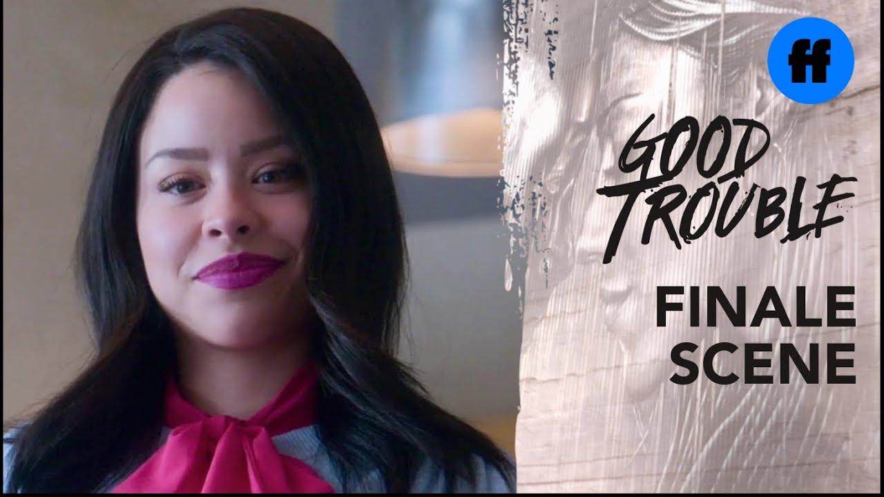 Download Good Trouble Season 3 Finale | Mariana Quits Bulk Beauty | Freeform