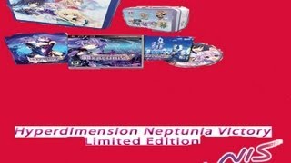 Hyperdimension Neptunia Victory Limited Edition - NISA