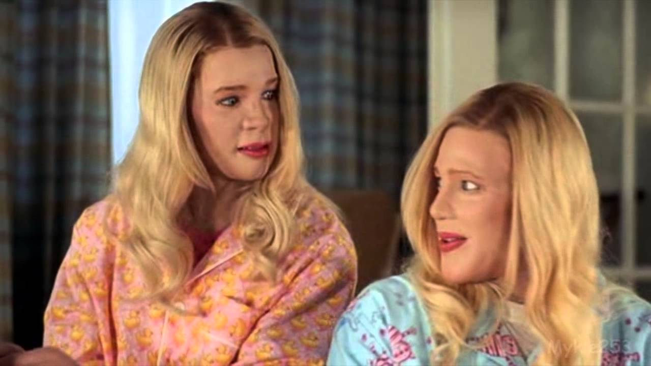 white chicks When people need guffaws, it is not often that they seek out the wayan brothers'  white chicks the 2004 movie saw marlon and shawn wayans as fbi agents.