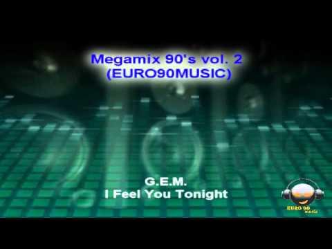 Megamix 90s vol  2 EURO90MUSIC