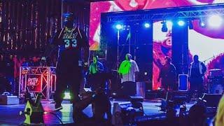 FAMEYE CRAZY PERFORMANCE  DETTY RAVE 2019 inside UCCCAPE COAST