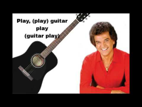 Play Guitar Play Conway Twitty with Lyrics.