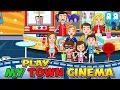 My Town : Cinema (By My Town Games LTD) - New Best Apps for Kids