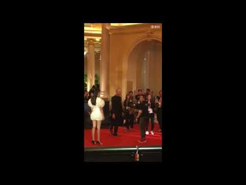 SNSD Yoona 2018 Asia Film Awards Macau Red Carpet - As expected of Yoona! Her Aura is incredible!