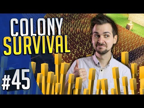 GREEN FINGERS   Colony Survival #45