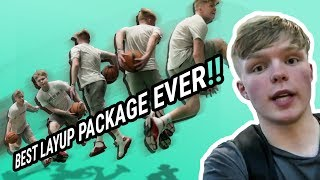 He Makes IMPOSSIBLE LAYUPS! Tristan Jass Shares His Secret Workouts & More 😱