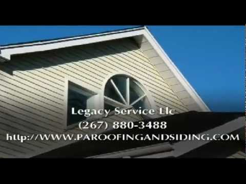 Legacy Siding Co. Windows replacement, windows contractor company levittown pa