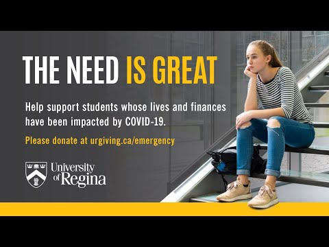 The Need is Great: U of R Student Emergency Fund