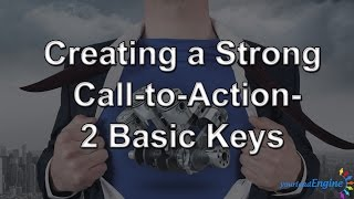 How to Create a Strong Call-to-Action / VLOG 11: Lead Generation Strategies by Marc Carriere