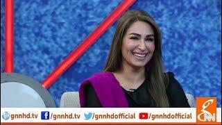 Taron Sey Karen Batain with Fiza Ali   Guest Reema Khan   GNN   19 Dec 2018