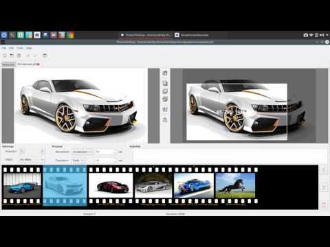 Cool Linux Tools E4 - PhotoFilmStrip