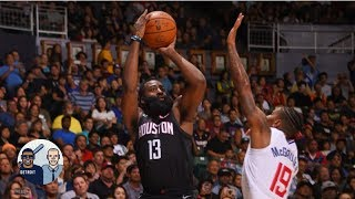 We won't see James Harden's new move when it matters most - Jalen Rose | Jalen & Jacoby